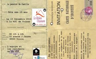 Invitation 10 ans